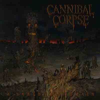 "CANNIBAL CORPSE ""A Skeletal Domain"" CD"