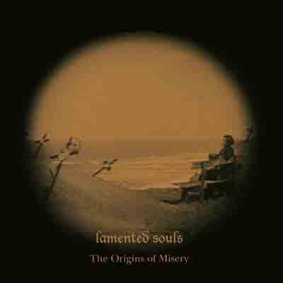 "LAMENTED SOULS ""Origins of misery"" CD"