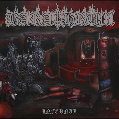 "BARATHRUM ""Infernal"" DOUBLE LP"