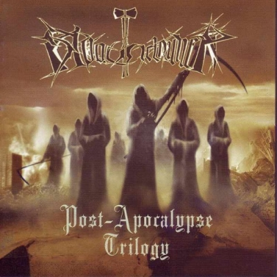 "BLOODHAMMER ""Post-Apocalypse Trilogy"" DOUBLE-LP"