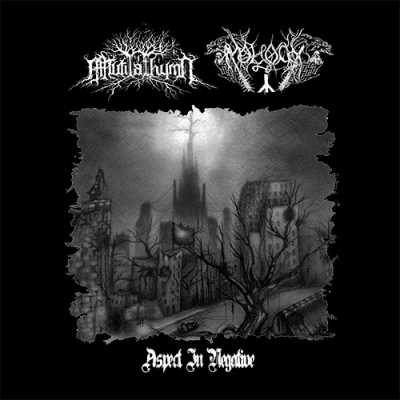 "MUTILATHYMN/ MOLOCH ""Aspects in negative"" Split 7''EP"