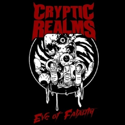 "CRYPTIC REALMS ""Eve of fatality"" 7'' EP"