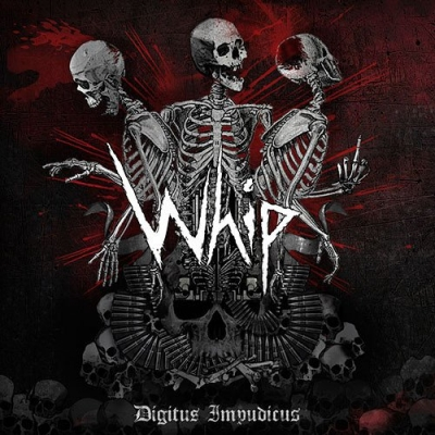 "WHIP ""Digitus impudicus"" LP"