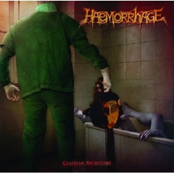 HAEMORRHAGE/ DEAD Split LP