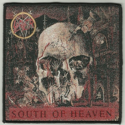 "SLAYER ""South Of Heaven"" PATCH"