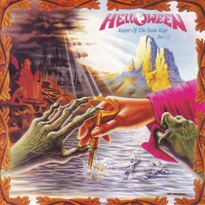 "HELLOWEEN ""Keep of the seven keys Part 2"" LP"