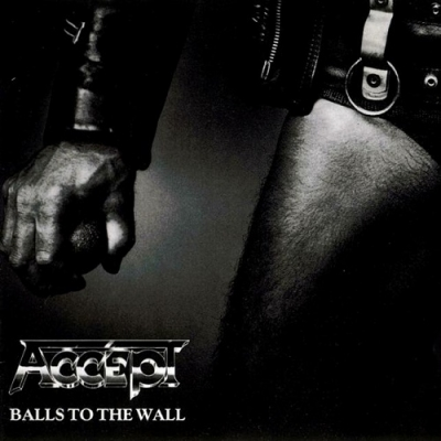 "ACCEPT ""Balls to the wall"" CD"