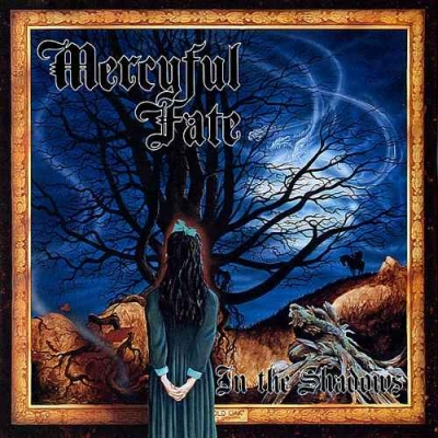 "MERCYFUL FATE ""In The Shadows"" CD"