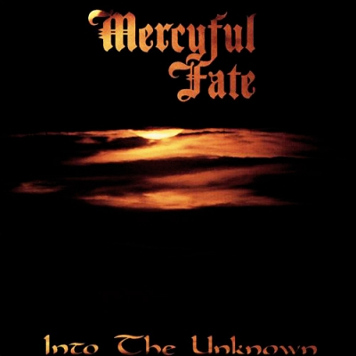 "MERCYFUL FATE ""Into The Unknown"" CD"
