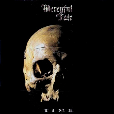 "MERCYFUL FATE ""Time"" CD"