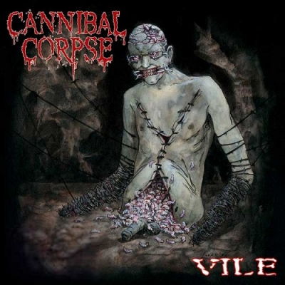 "CANNIBAL CORPSE ""Vile"" LP"