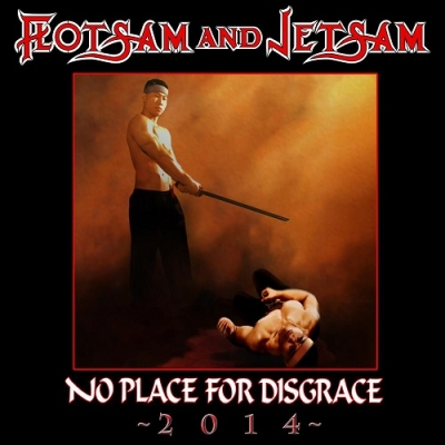 "FLOTSAM & JETSAM ""No place for disgrace 2014"" LP"