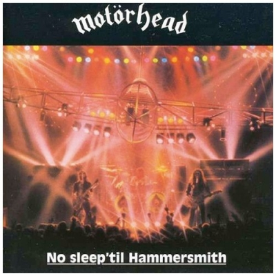 "MOTÖRHEAD ""No Sleep 'Til Hammersmith"" LP"