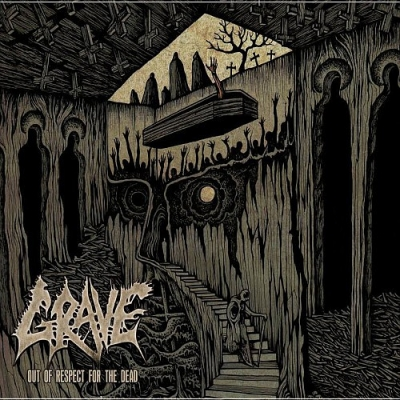 "GRAVE ""Out of respect for the dead"" LP"