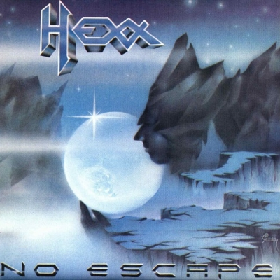 "HEXX ""No escape"" LP"