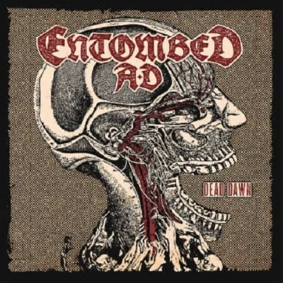 "ENTOMBED A.D. ""Dead Dawn"" LP"