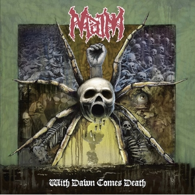 "MAIM ""With dawn comes death"" 7''EP"