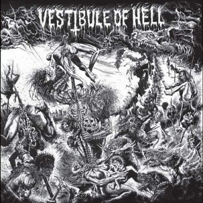 VARIOUS ARTISTS - Vestibule of Hell LP