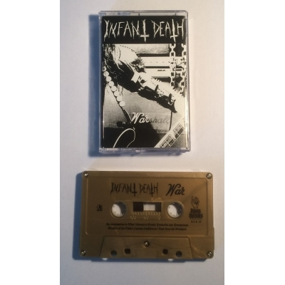 "INFANT DEATH ""War"" CASSETTE"