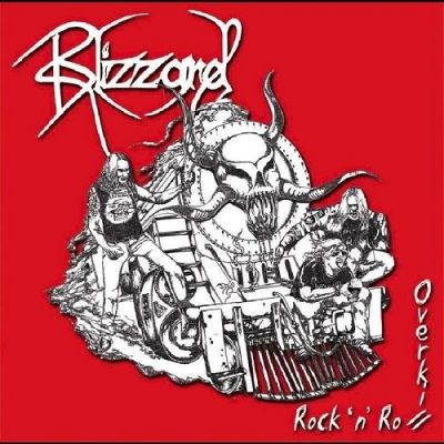 "BLIZZARD ""Rock 'n roll overkill"" LP"