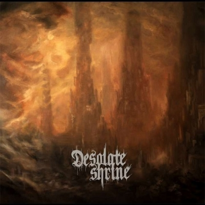 "DESOLATE SHRINE ""Tenebrous Towers"" LP"