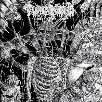 "TOMB MOLD ""Primordial Malignity"" CD"