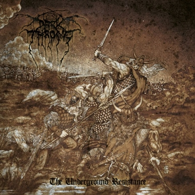 "DARKTHRONE ""The Underground Resistance"" CD mediabook"
