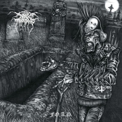 "DARKTHRONE ""F.O.A.D."" CD"