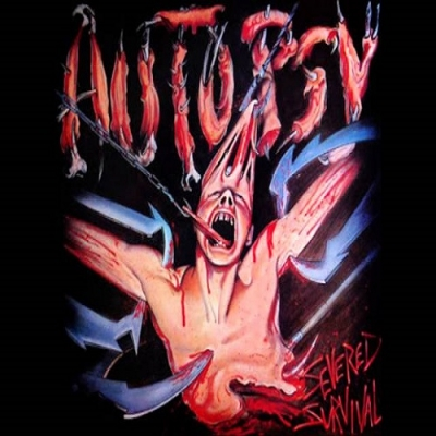 "AUTOPSY ""Severed Survival"" LP"