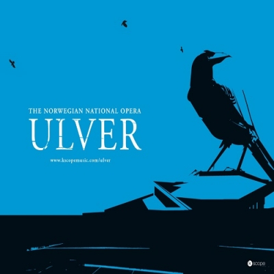 "ULVER ""The Norwegian National Opera"" CD/ DVD"