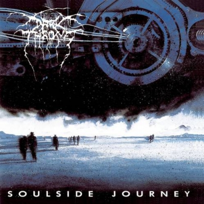 "DARKTHRONE ""Soulside Journey"" DIGIBOOK CD"