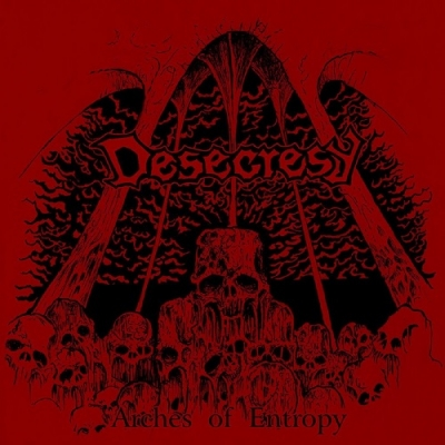 "DESECRESY ""Arches Of Entropy"" LP"
