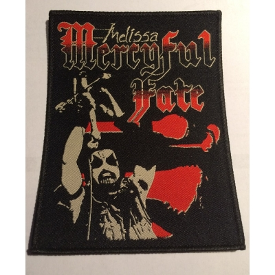 "MERCYFUL FATE ""Melissa"" PATCH"