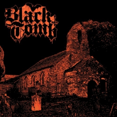 "BLACK TOMB ""Black Tomb"" DOUBLE LP"