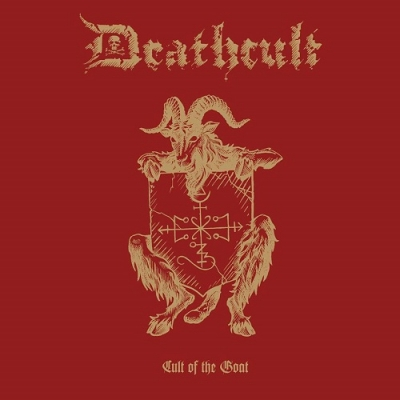 "DEATHCULT ""Cult of the goat"" CD"