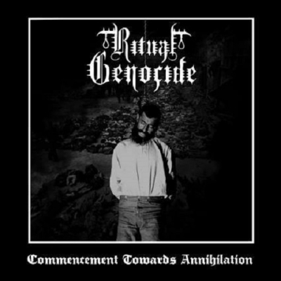 "RITUAL GENOCIDE ""Commencment Towards Annihilation"" CD"