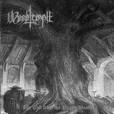 "WOODTEMPLE ""The Call from the Pagan Woods"" LP"