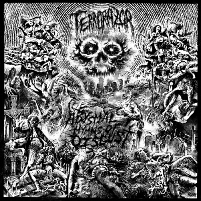 "TERRORAZOR ""Abysmal Hymns Of Disgust"" CD"