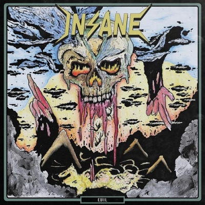 "INSANE ""Evil"" CD"