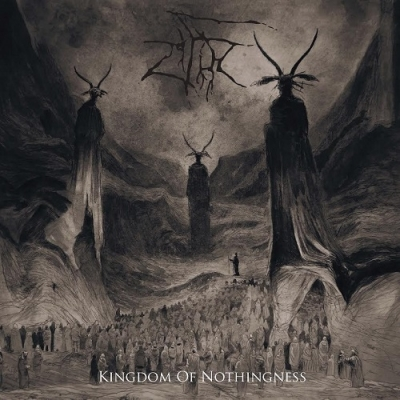 "ZIFIR ""Kingdom Of Nothingness"" LP"