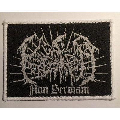 "KRATER ""Non serviam"" PATCH"