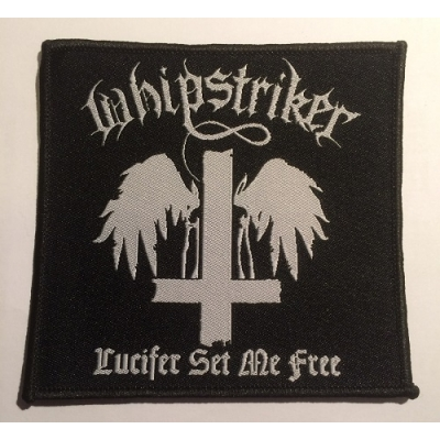 "WHIPSTRIKER ""Lucifer set me free"" PATCH"