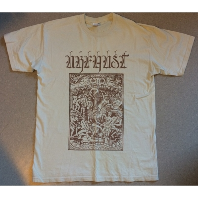 "URFAUST ""White"" T-SHIRT"