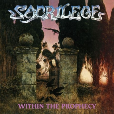 "SACRILEGE ""Within the prophecy"" LP"