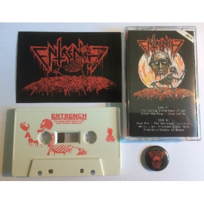 "ENTRENCH ""Through the Walls of Flesh"" TAPE"