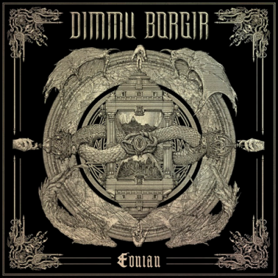 DIMMU BORGIR - Eonian DOUBLE-LP