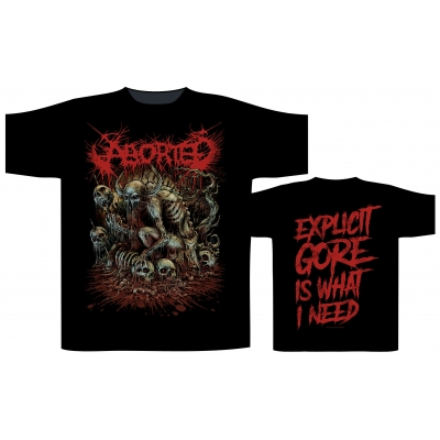 Aborted 'God Machine' T..
