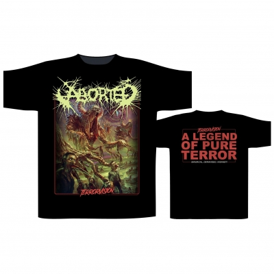 Aborted 'Terrorvision' T-Shirt