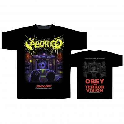 Aborted 'Sadist' T-Shirt
