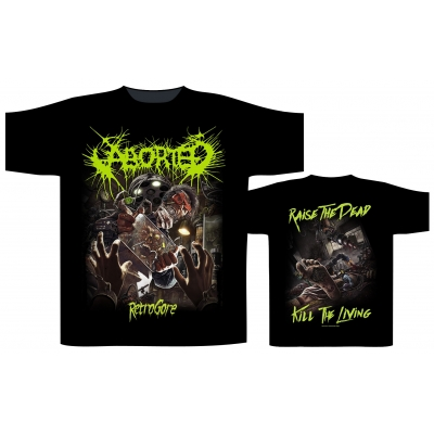 Aborted 'Retrogore' T-S..